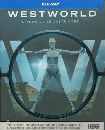 Westworld - Saison 1 - Le Labyrinthe (3 Blu-rays)