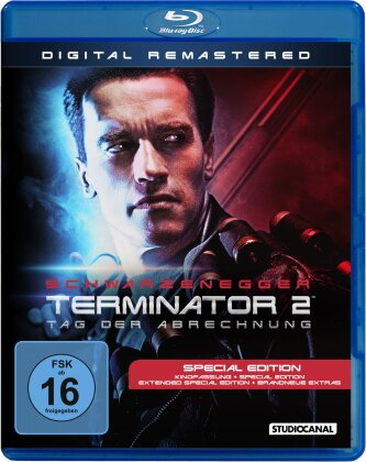 Terminator 2 - Tag der Abrechnung (1991) (Extended Edition, Kinoversion, Remastered, Special Edition)