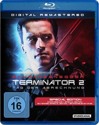 Terminator 2 - Tag der Abrechnung (1991) (Extended Edition, Versione Cinema, Versione Rimasterizzata, Edizione Speciale)