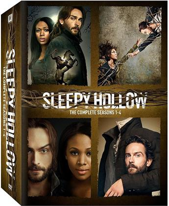 Sleepy Hollow - The Complete Seasons 1-4 (18 DVDs)