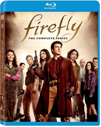 Firefly (15th Anniversary Edition, Collector's Edition, 3 Blu-rays)