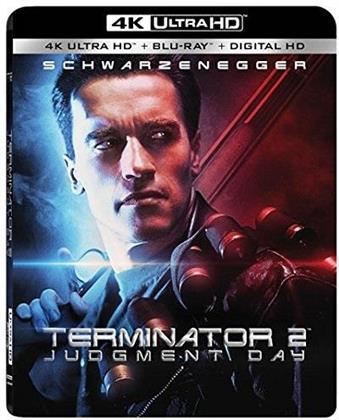 Terminator 2 - Judgment Day (1991) (4K Ultra HD + Blu-ray)