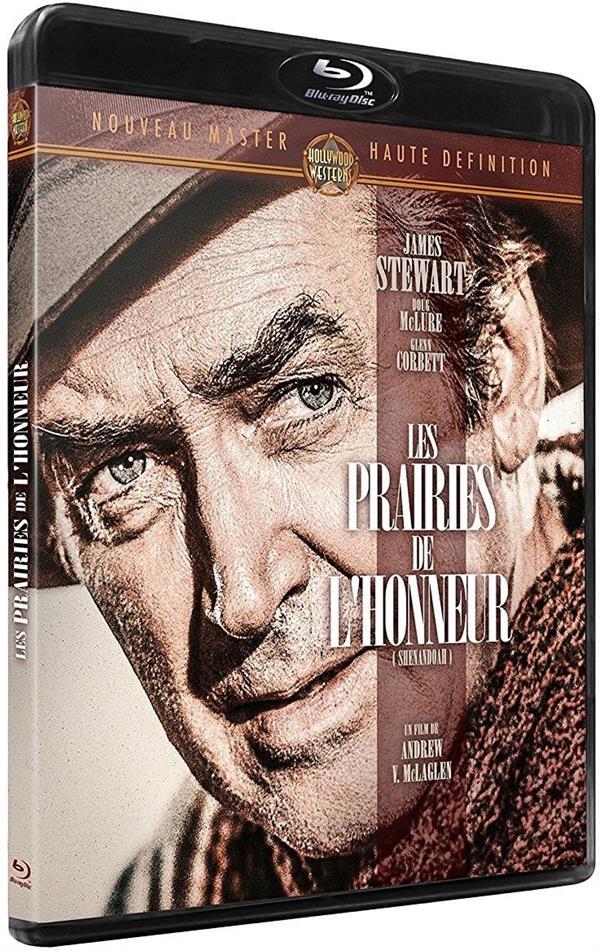 Les prairies de l'honneur (1965) (Collection Hollywood Westerns)