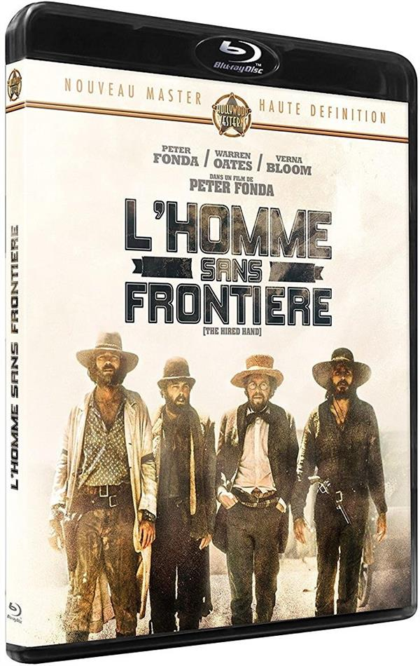 L'homme sans frontière (1971) (Collection Hollywood Westerns, Restaurierte Fassung)