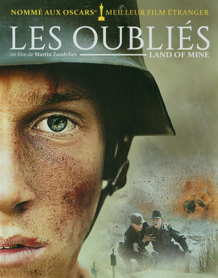 Les oubliés (2015) (Steelbook, Blu-ray + DVD)