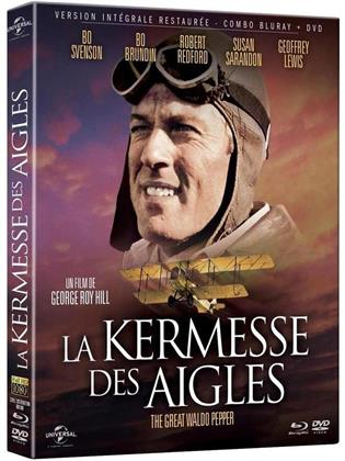 La kermesse des aigles (1975) (Restaurierte Fassung, Blu-ray + DVD)