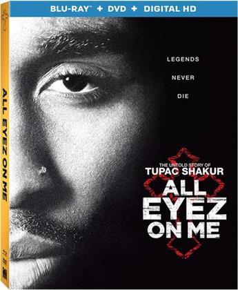 All Eyez On Me (2017) (Blu-ray + DVD)