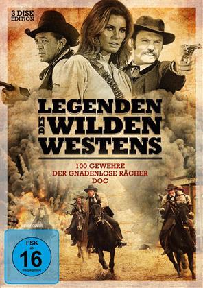 Legenden des Wilden Westens 2 - 100 Gewehre / Lawman / Der gnadenlose Rächer (3 DVDs)