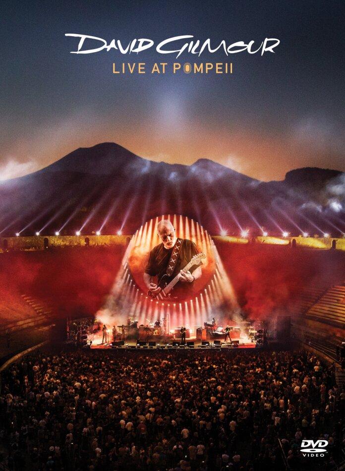 David Gilmour - Live at Pompeii (Digibook, 2 DVDs)