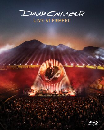 David Gilmour - Live at Pompeii (Digibook)