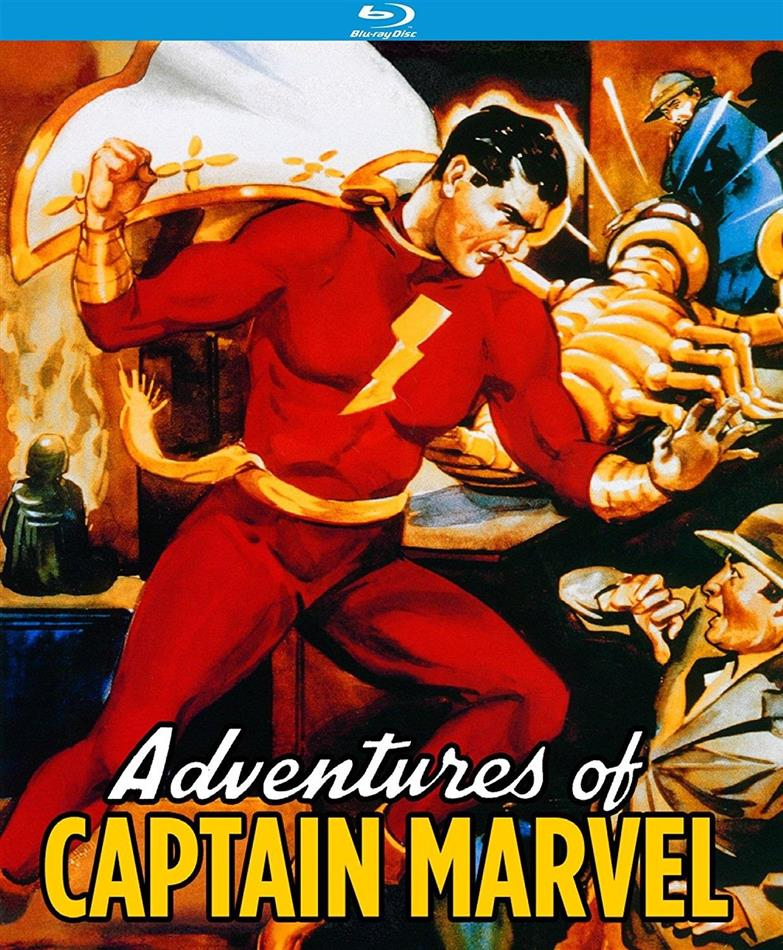 Adventures Of Captain Marvel (1941) (s/w)