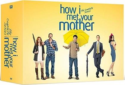How I Met Your Mother - The Complete Series (28 DVDs)