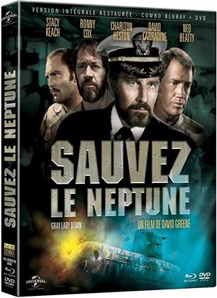 Sauvez le Neptune (1978) (Restaurierte Fassung, Blu-ray + DVD)