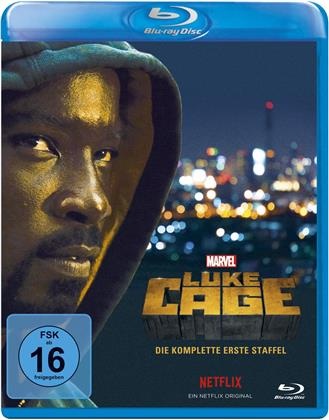 Luke Cage - Staffel 1 (4 Blu-rays)