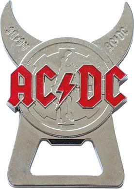 Magnetischer AC DC Flaschenöffner - Horns