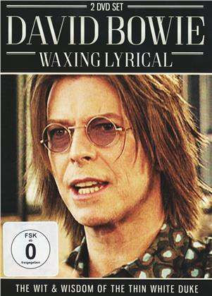 David Bowie - Waxing Lyrical (Inofficial, 2 DVDs)