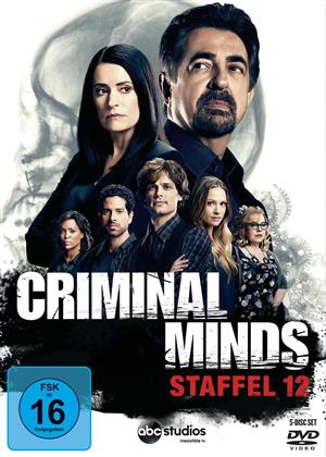 Criminal Minds - Staffel 12 (5 DVDs)