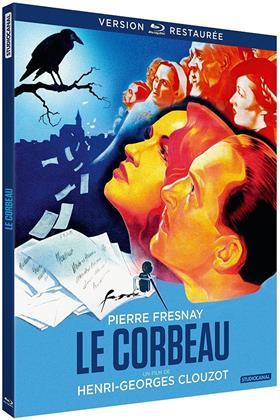 Le corbeau (1943) (s/w, Digibook, Restaurierte Fassung)