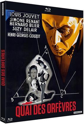 Quai des Orfèvres (1947) (s/w, Digibook, Restaurierte Fassung)