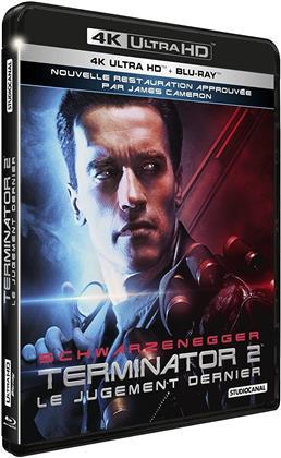 Terminator 2 - Le jugement dernier (1991) (Extended Edition, Restaurierte Fassung, Special Edition, 4K Ultra HD + Blu-ray)
