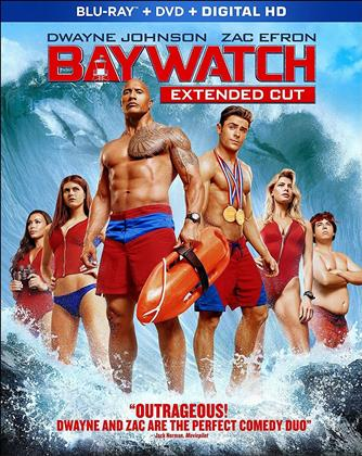 Baywatch (2017) (Blu-ray + DVD)