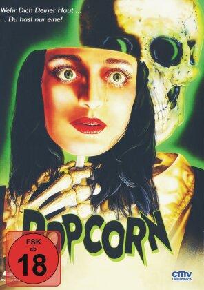 Popcorn (1991) (Cover B, Limited Edition, Mediabook, Uncut, Blu-ray + DVD)