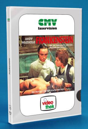Andy Warhols Frankenstein (1973) (Glasbox, Limited Edition, Uncut, Blu-ray + DVD)