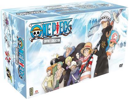 One Piece - Partie 4 - Intégrale Arc 11 à 12 + 5 OAV (Box, Collector's Edition, Limited Edition, 29 DVDs)