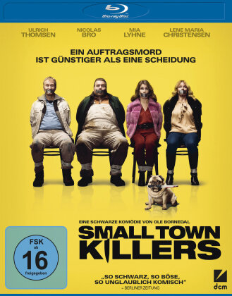 Small Town Killers (2016)