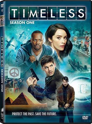 Timeless - Season 1 (4 DVDs)