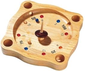 Tiroler Roulette Spiel
