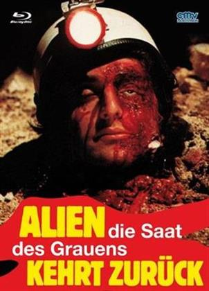 Alien 2 - Die Saat des Grauens kehrt zurück (1980) (Cover B, Digipack, Uncut)