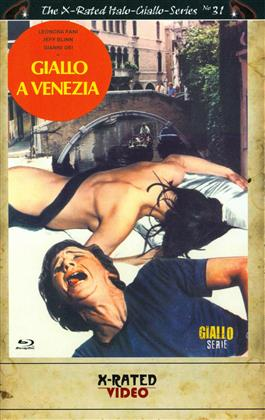 Giallo a Venezia (1979) (Grosse Hartbox, Cover B, The X-Rated Italo-Giallo-Series, Limited Edition, Uncut)