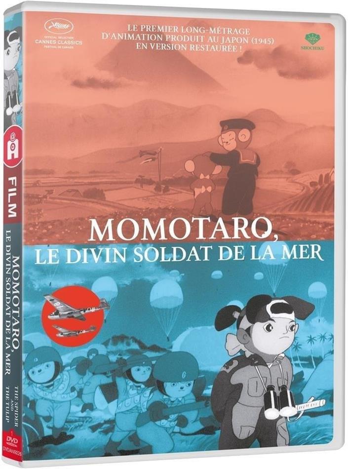 Momotaro - Le divin soldat de la mer (1947)