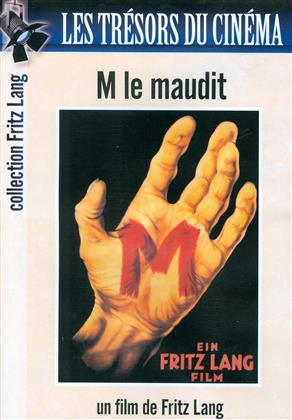 M - le maudit (1931) (Les Trésors du Cinéma , s/w)