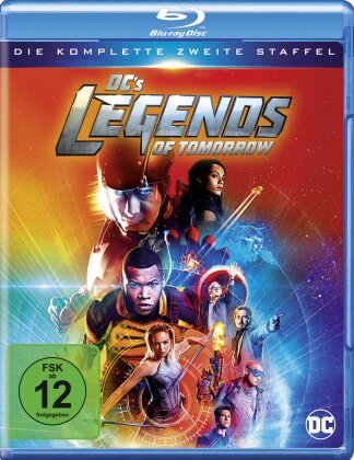 DC's Legends of Tomorrow - Staffel 2 (3 Blu-rays)