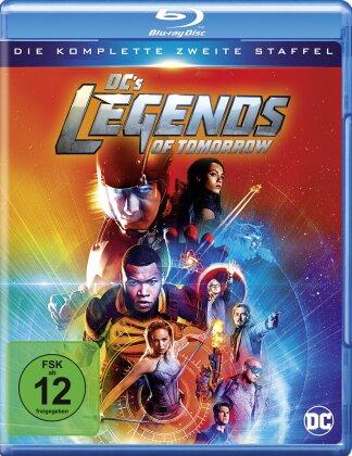 DC's Legends of Tomorrow - Staffel 2 (3 Blu-rays)