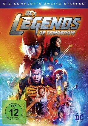 DC's Legends of Tomorrow - Staffel 2 (4 DVDs)