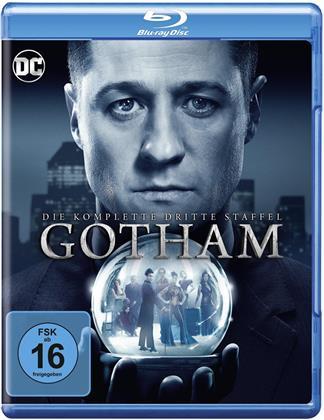Gotham - Staffel 3 (4 Blu-rays)