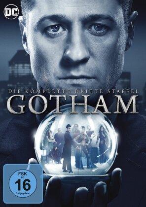 Gotham - Staffel 3 (6 DVDs)