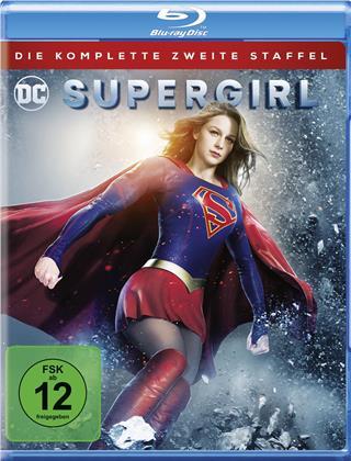Supergirl - Staffel 2 (4 Blu-rays)