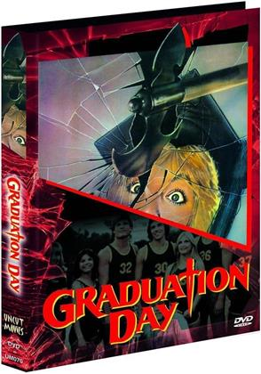 Graduation Day (1981) (Collector's Edition, Limited Edition, Mediabook)