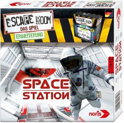Escape Room - Space Station