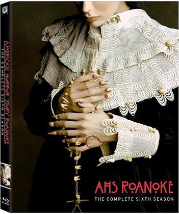 American Horror Story - Roanoke - Season 6 (3 Blu-rays)