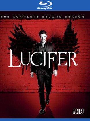 Lucifer - Season 2 (4 Blu-rays)