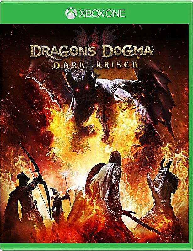Dragons Dogma - Dark Arisen HD