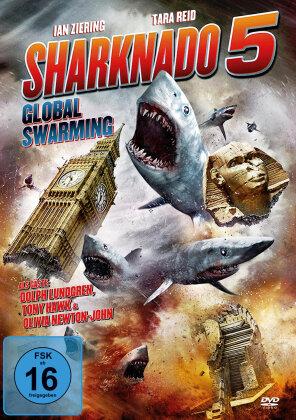 Sharknado 5 - Global Swarming (2017)
