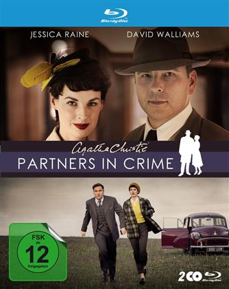 Agatha Christie: Partners in Crime (2015) (2 Blu-rays)