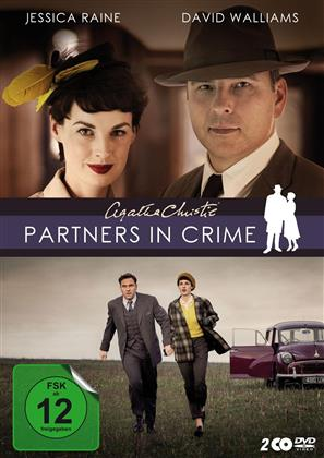 Agatha Christie: Partners in Crime (2015) (2 DVDs)