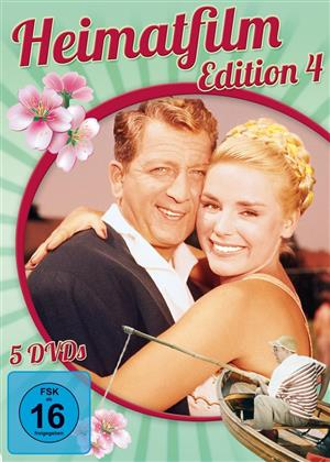 Heimatfilm - Edition 4 (Edition 4, 5 DVDs)